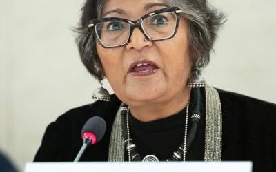 Statement in Support of Yasmin Sooka