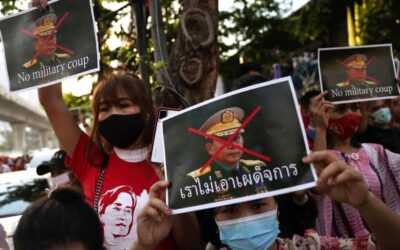 Joint Civil Society Statement on Myanmar Military Coup
