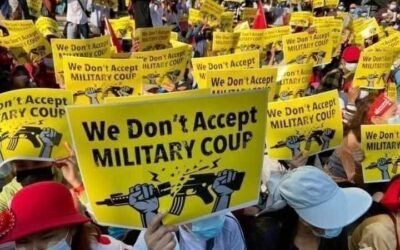 Joint Call for a Global Arms Embargo on Myanmar – An Open Letter to the UN Security Council and Individual UN Member States