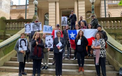 Statement from Chilean relatives of victims of torture and enforced disappearances regarding extradition request of alleged perpetrator in Australia
