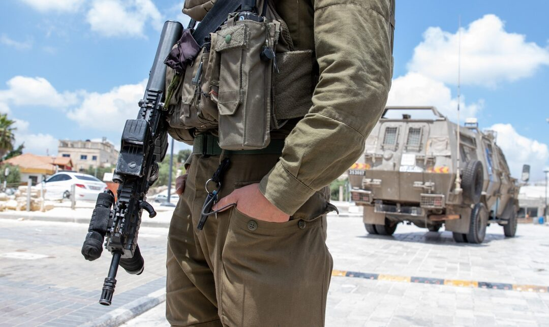Joint Open Letter: Impose a two-way arms embargo on Israel to protect Palestinian lives